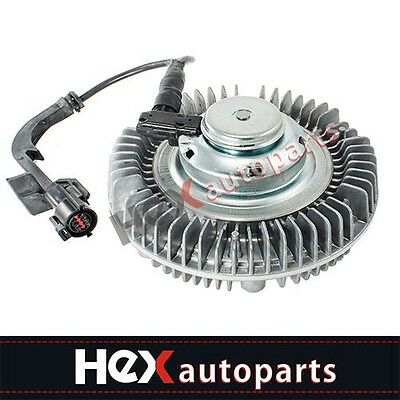Electric Radiator Cooling Fan Clutch for Ford Super Duty 6.0L V8 Diesel 622-002