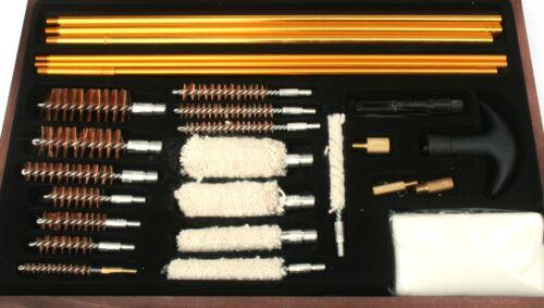 Faisan fusil carabine à air comprimé pistolet kit de nettoyage Gravure Gratuite 268