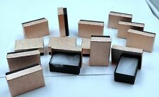 Lot 50 Rose Gold Cotton Filled Jewelry Box 2 58 X 15 X 1 Pawn Shop Bx2821 Rb
