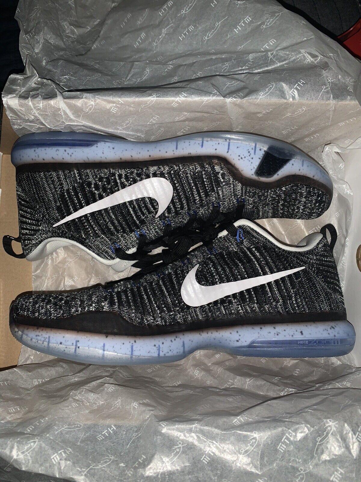 Nike Kobe 10 X Elite HTM Oreo Sz 11 for