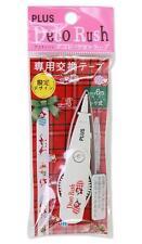 New PLUS Deco Rush Decoration Tape Refill Cartridge - Santa Claus - Christmas