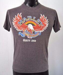 Davidson Tshirt Harley Florida Longrunner Vintage Rare Tampa ON0mwyvnP8