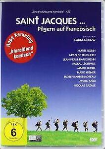 Saint-Jacques-Pilgern-auf-Franzoesisch-von-Coline-Serreau-DVD-Zustand-gut