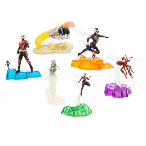 Ant-Man and the Wasp Action- & Spielfiguren 6 Figuren Spielset MARVEL NEU