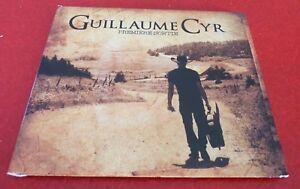 Digipak-CD-Guillaume-Cyr-Premiere-Sortie-Canada-Album