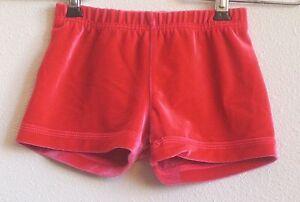 GK-Gymnastics-Leotard-Shorts-CM-Child-Medium