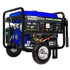 DuroMax XP4400EH Hybrid Portable Dual Fuel Propane / Gas Camping RV Generator