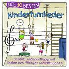 Die 30 Besten Kinderturnlieder von Simone Sommerland & Die Kita-Frösche Karsten Glück (2015)