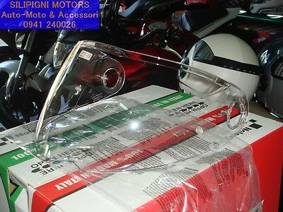 VISIERA CASCO NOLAN CLEAR TRASPARENTE N104//EVO//ABSOLUTE Misura LARGE XL-XXL-XXXL