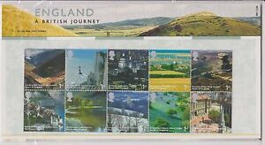 GB-Presentation-Pack-380-2006-A-British-Journey-ENGLAND
