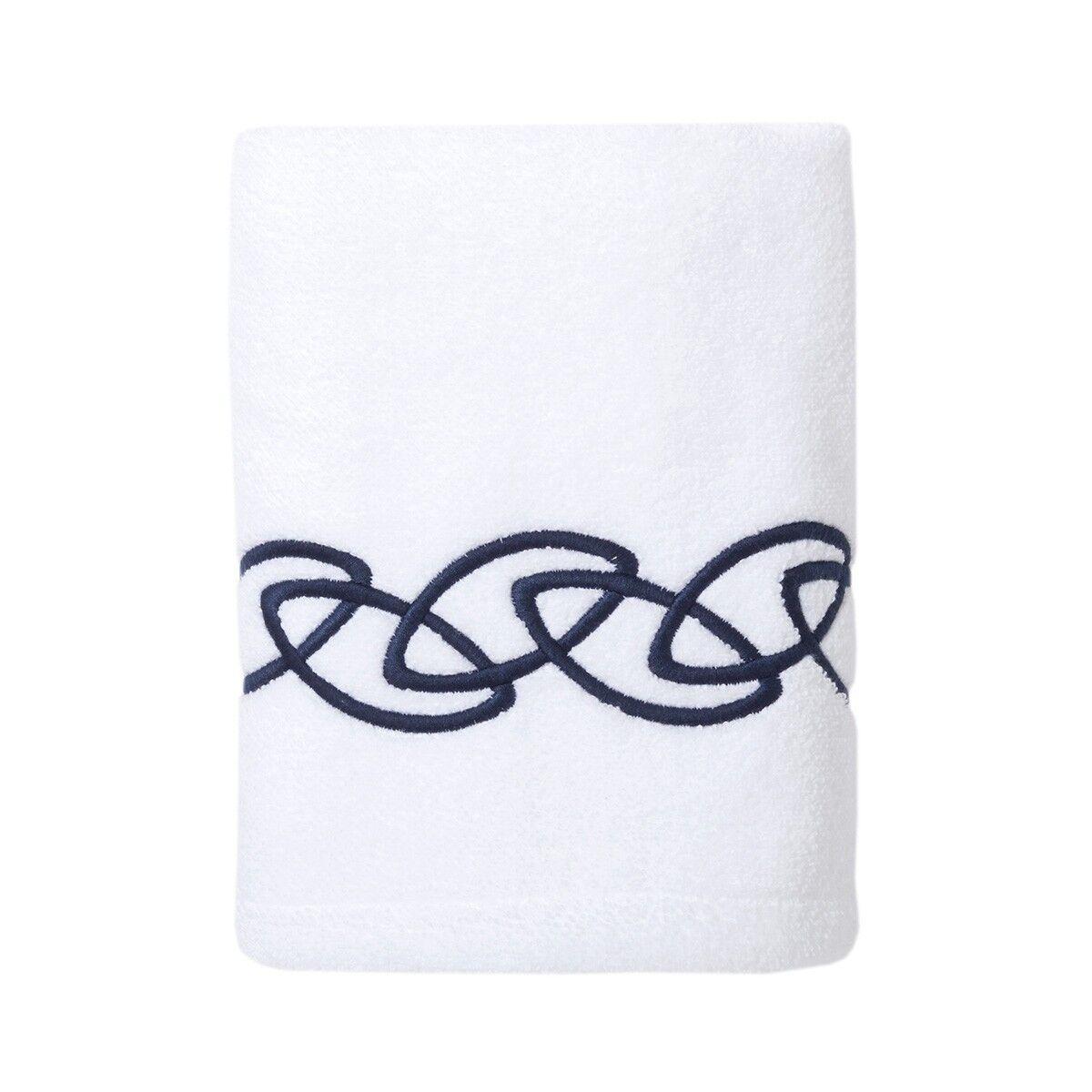 YVES DELORME Alliance Bath Sheet-Lot de 2
