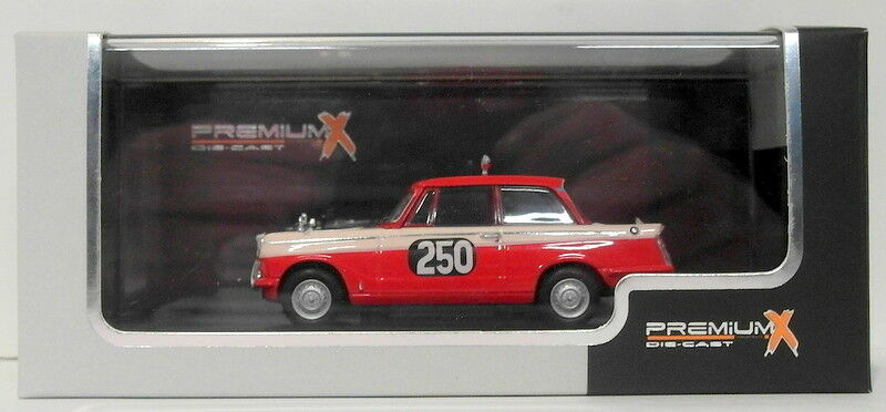 Premium X 1 43 Scale PRD324 Triumph Herald Saloon Rally Monte Carlo 1960  | Erste in seiner Klasse