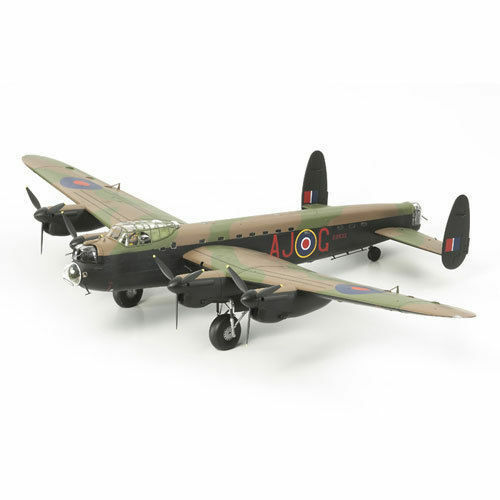 TAMIYA 61111 Lancaster Dambuster Grand Slam 1 48 Aircraft Model Kit