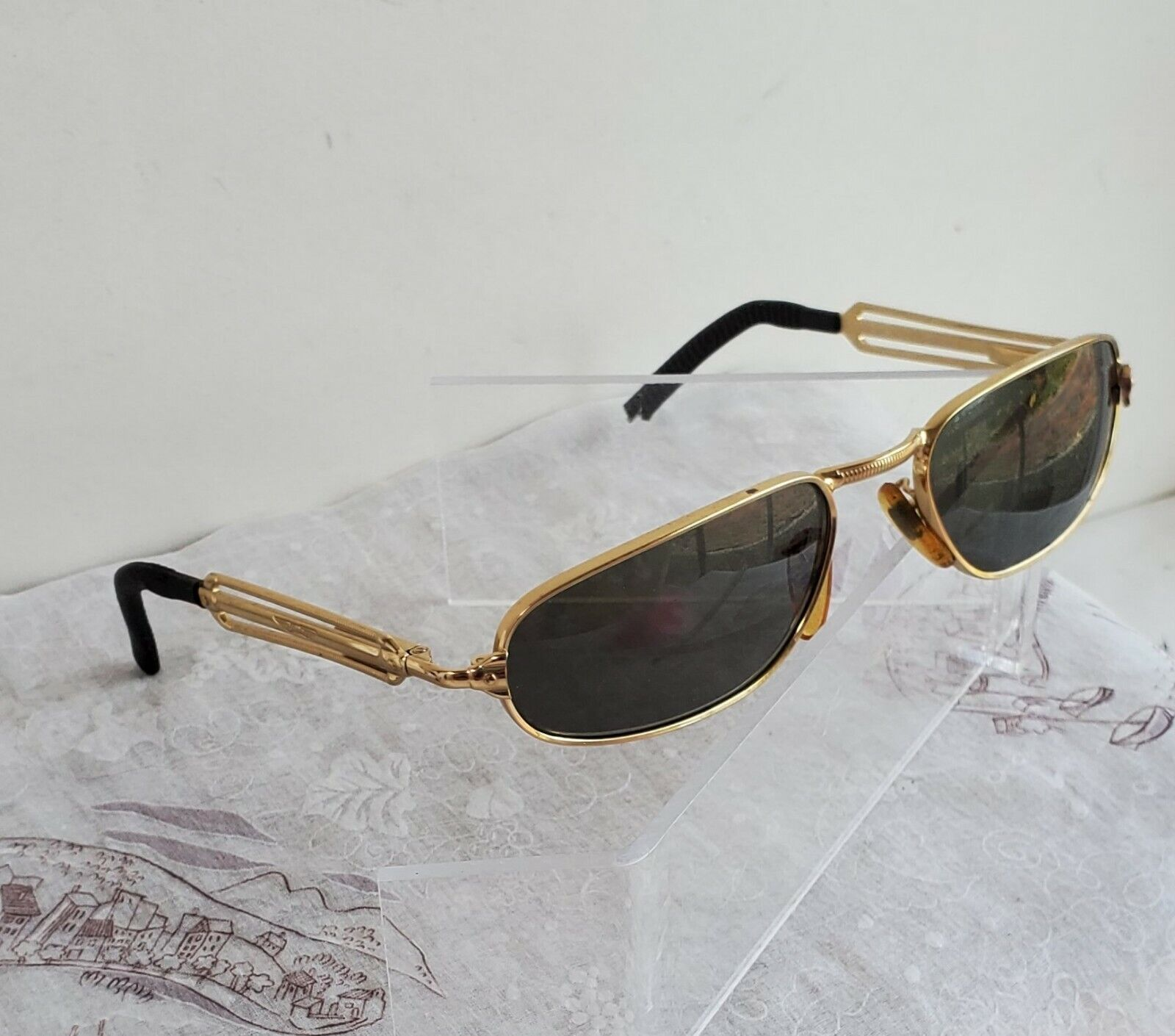 Vintage Police by Eastern States sunglasses made in Italy