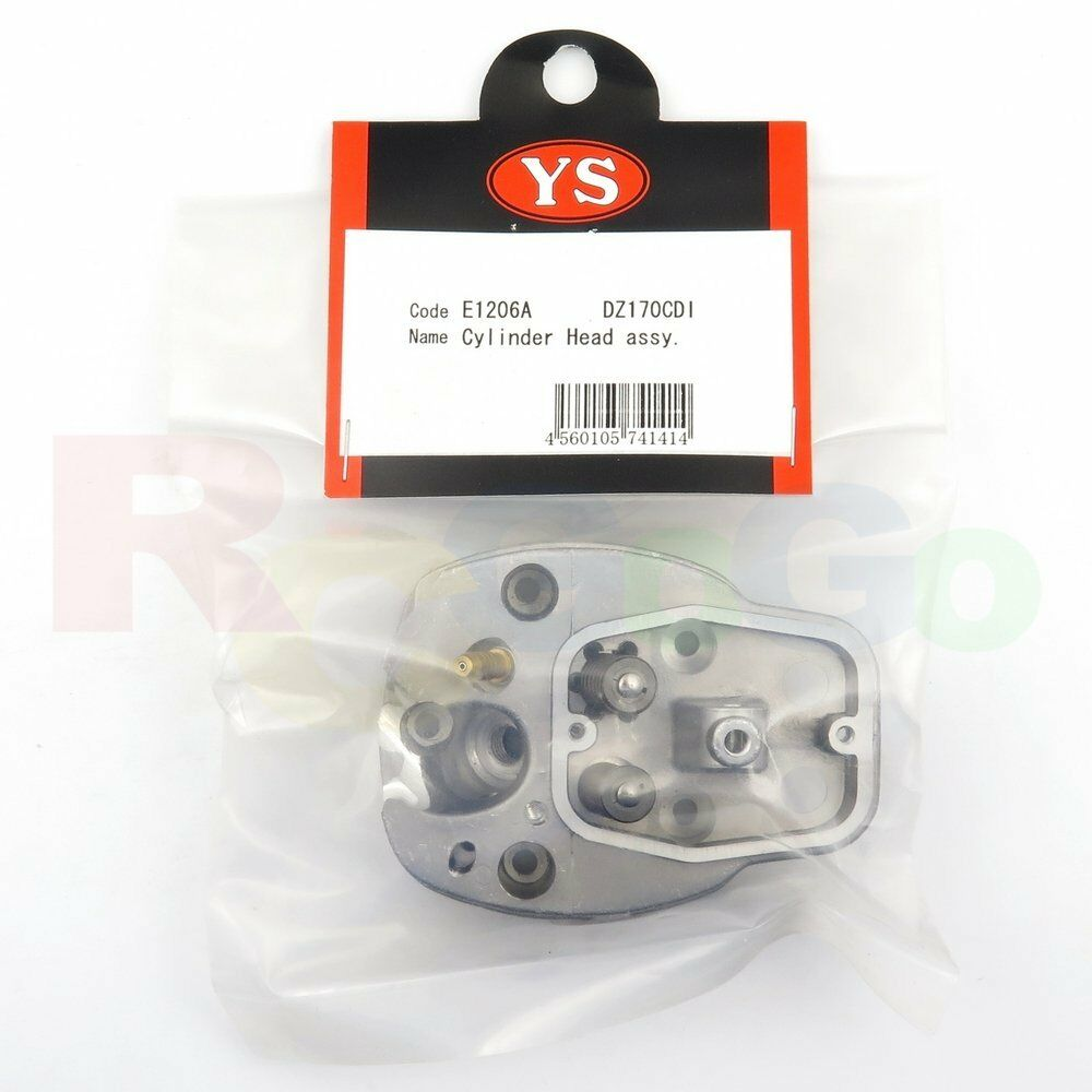 YS ENGINE PARTS CYLINDER HEAD ASSEMBLY DZ170 CDI   YSE1206A