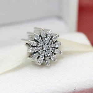 c7c9c8332 Image is loading Authentic-Pandora-Ice-Crystal-Clear-CZ-Bead-791764CZ-