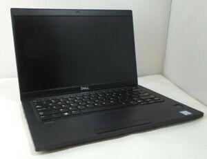 "Dell Latitude 7380 13.3"" Laptop i7-7600u 2.8GHz 8GB RAM 250GB SSD Win10 Home"