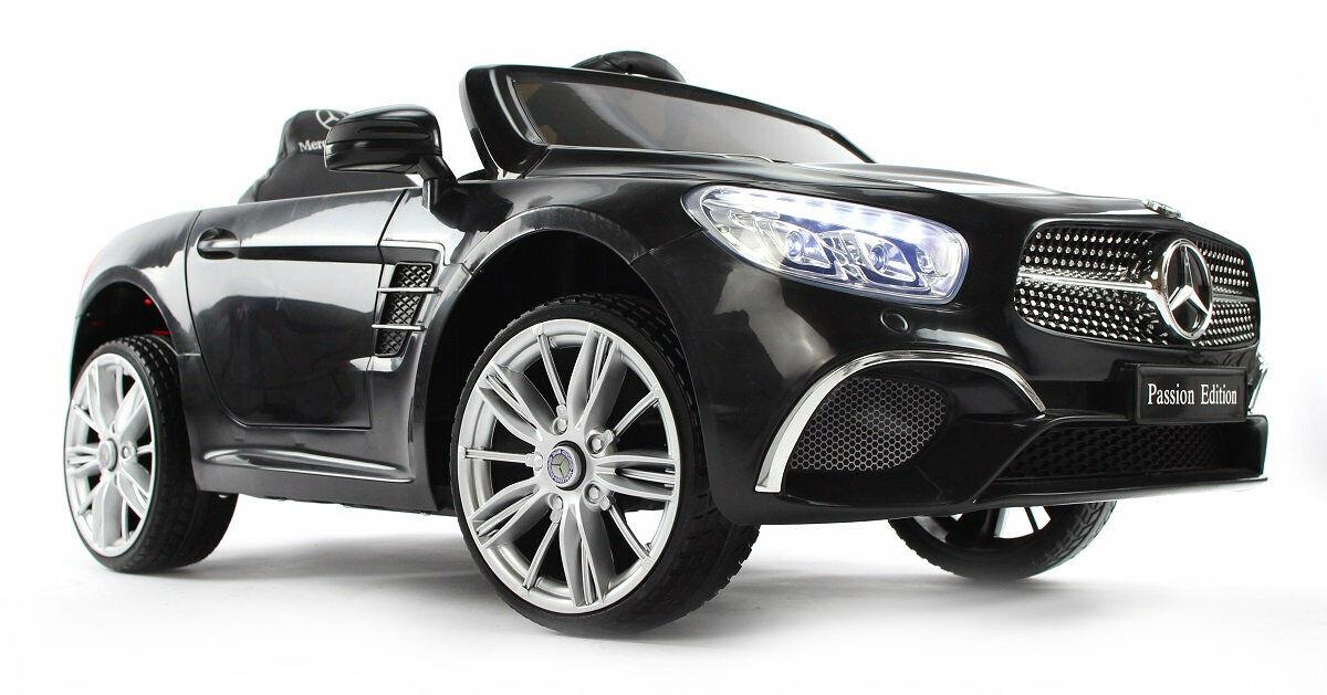 Neu Mercedes SL400, Eva Räder, Kinderauto Kinderfahrzeug Kinder Elektroauto schw