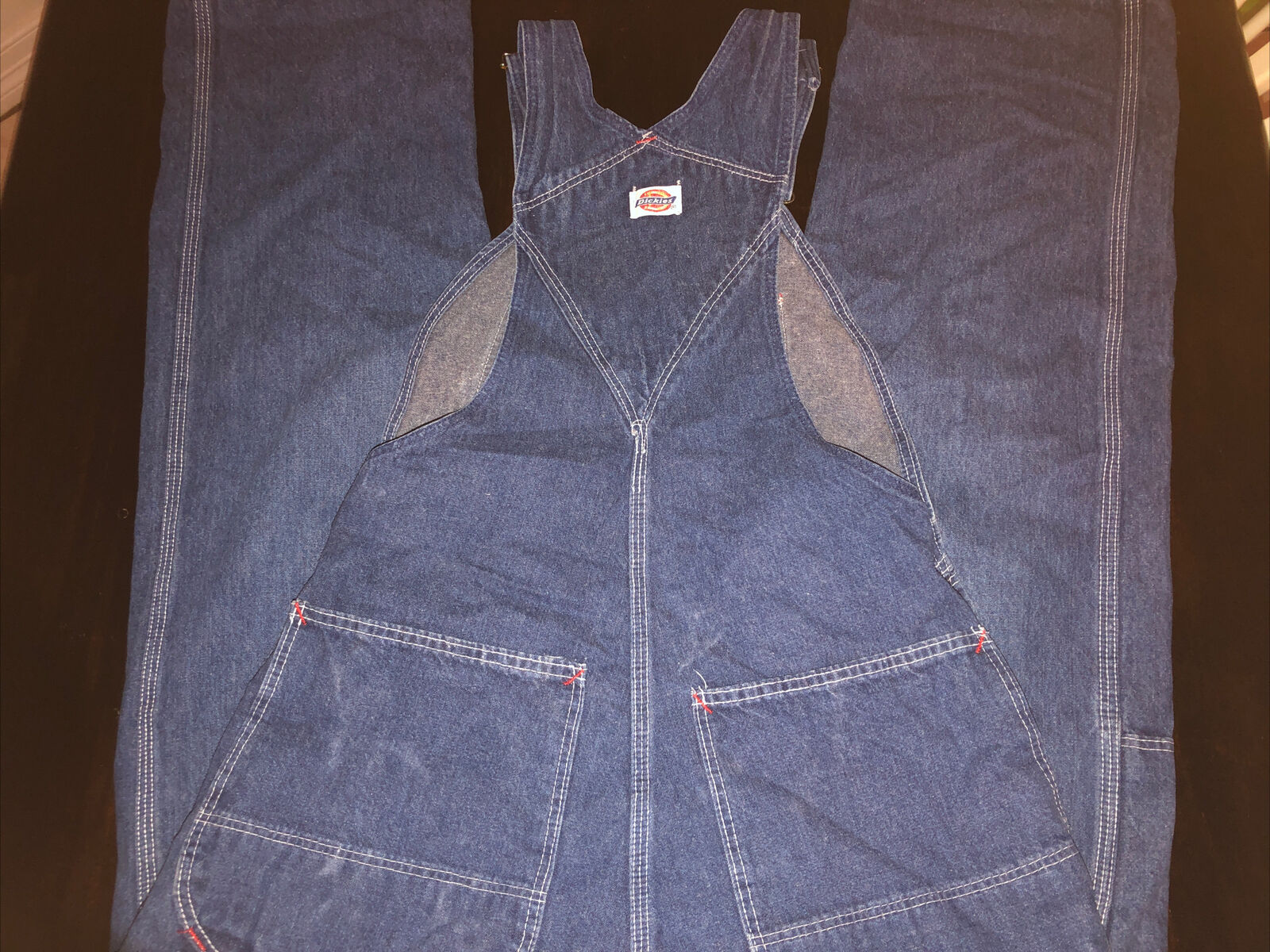 Dickies Overalls Size 31X32 - image 3