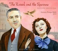 The Rascal and the Sparrow - Poulenc meets Piaf, New Music