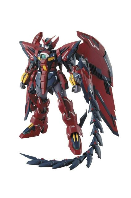 BANDAI MG 1/100 GUNDAM EPYON EW Plastic Model Kit Gundam W Endless Waltz OZ-13MS