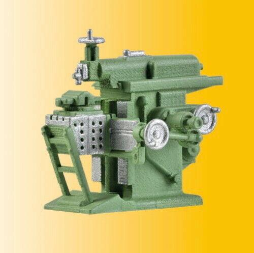 Kibri H0 Horizontales Stoßmaschine, Maquettes de Monde Kit Construction 1:87,
