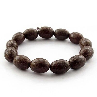 16mm Bodhi Seed Tibet Buddhist Prayer Beads Mala Bracelet
