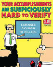 Your Accomplishments Are Suspiciously Hard to Verify by Scott Adams (Paperback / softback)