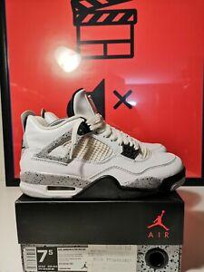 Nike Air Jordan 4 Retro White Cement