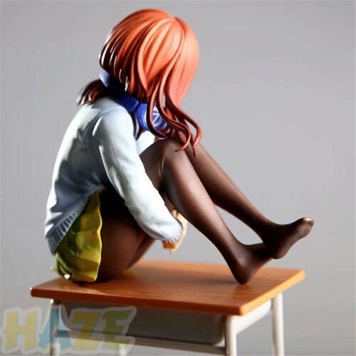 The Quintessential Quintuplets Nakano Miku PVC Figure Spielzeug Neu In Box