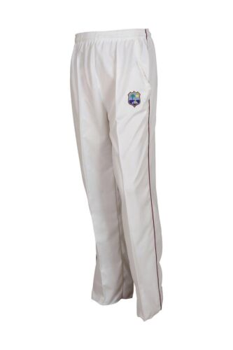 HIGH QUALITY CRICKET TROUSER WITH WEST INDIES LOGO MEDIUM MENS 30-32 INCH