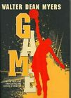 Game 9780060582944 by Walter Dean Myers Hardcover