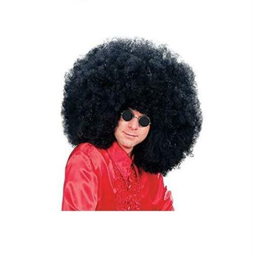 Jumbo XXL Jimmy Noir Afro perruque robe fantaisie
