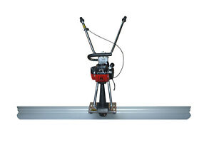 NEW-Surface-finishing-concrete-screed-w-4-stroke-Gas-engine-6-5-039-tamper-blade