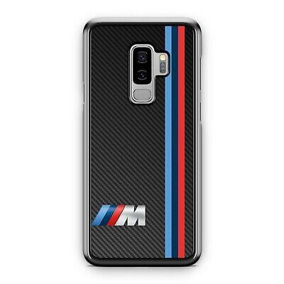 best sneakers 39f6d 5e76d BMW M POWER CAR LOGO Samsung Galaxy S6 S7 Edge S8 S9 Plus Note 7 8 9 Case |  eBay