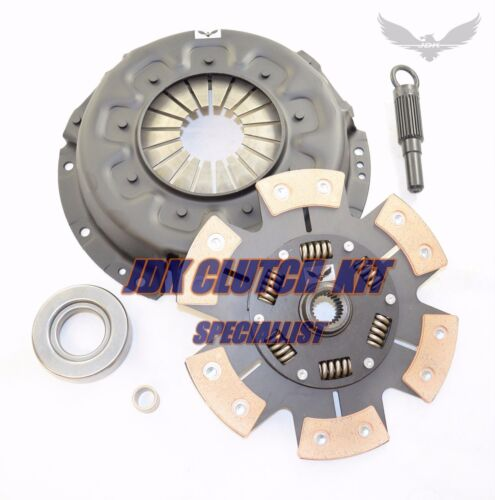 JDK STAGE 3 HD CLUTCH KIT for 90-96 NISSAN 300ZX NON-TURBO 3.0L DOHC NISMO Z32