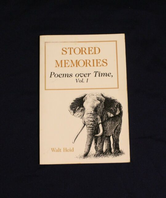Stored Memories by Walt Heid (1998, Paperback)