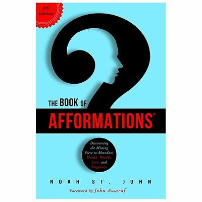VG, The Book of Afformations: Discovering the Missing Piece to Abundant Health,