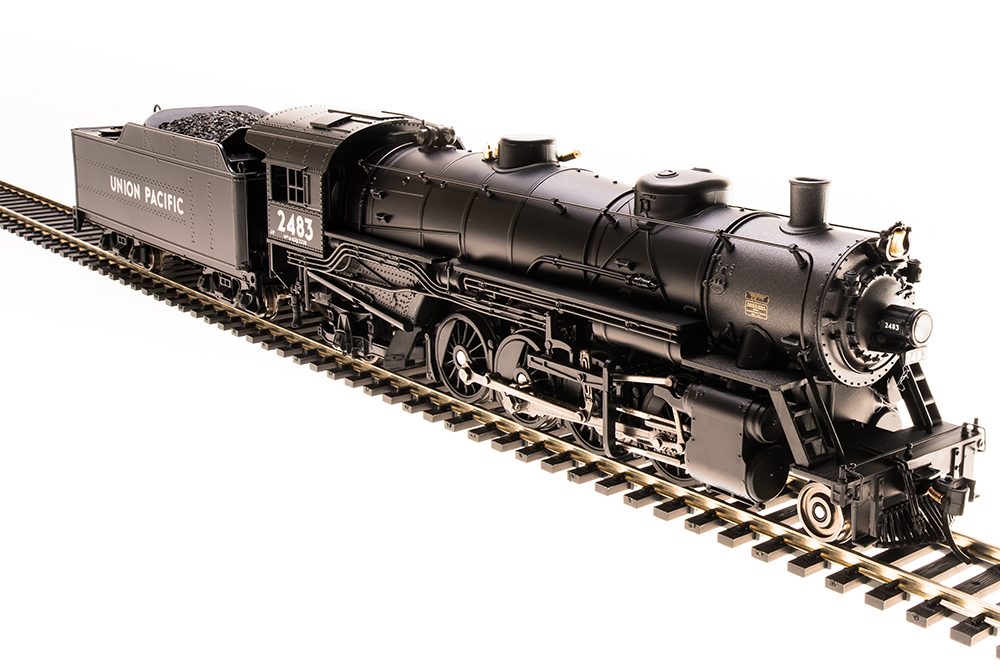 Broadway Limited Ho Up Unión Pacific 2-8-2 LT Mikado 2488 P3 SonidoDcdcc 5580