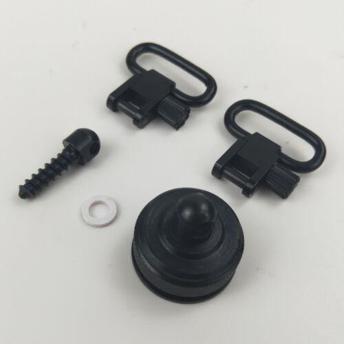 RMN 870 20GA Shotgun Sling Mounting Set Magazine Cap Adapter Quick Detach Swivel