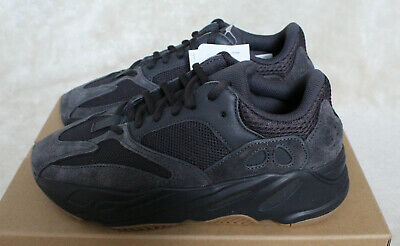 New Adidas Yeezy 700 V1 Boost Wave Runner Utility Black UK 10 US 10.5 EUR 44 23 eBay  eBay