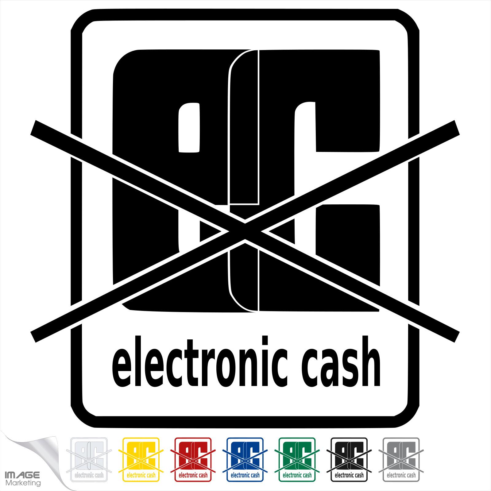 Ec Kartenzahlung.Details Zu Kein Ec Moglich Keine Ec Kartenzahlung Aufkleber Schaufenster Laden Geschaft