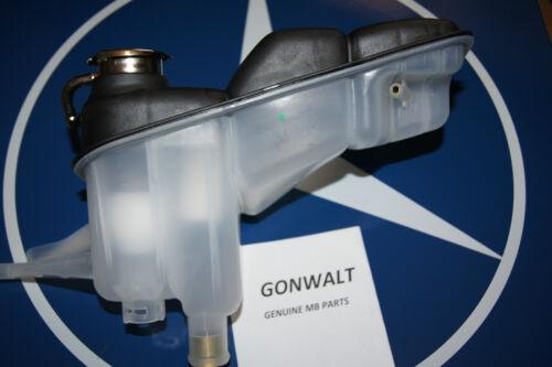 Mercedes Benz Genuine Coolant Expansion Tank Bottle 1705000649 SLK230