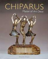 LIVRE/BOOK : CHIPARUS - MASTER OF ART DECO statue,figure,statuette bronze