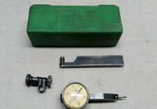 Vintage Federal Products Jeweled Gauge 001 Testmaster Tool W Case Usa M1