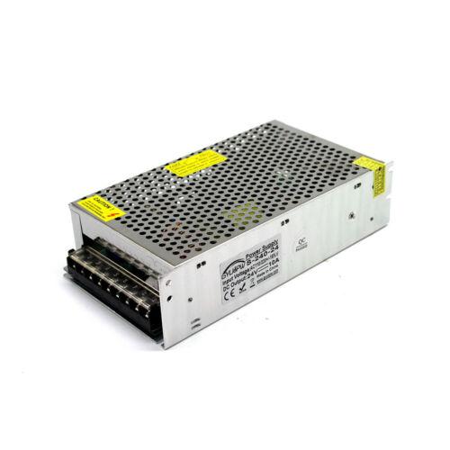 Regulated Switching Power Supply AC 110V 220V To DC 12V 24V Universal PSU DC~
