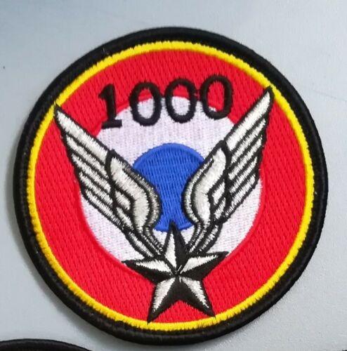 patch aéro 1000H ALAT armée