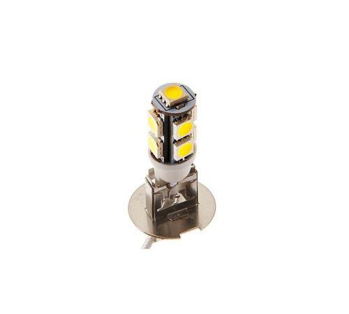 H3 Super White 9 SMD Xenon DC12V Bright Headlight Fog Light Lamp LED Bulbs  YL