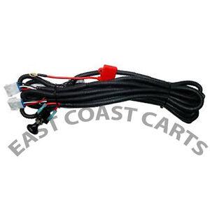 ezgo, club car, yamaha golf cart basic wiring harness only. club car wiring harness