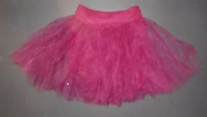 NWOT-Wine-Booty-shorts-w-attached-3-layer-tulle-skirt-contemporary-Pointe-Smll